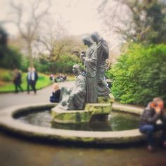 Nice to see this again, 'The Three Fates' fountain by Josef Wackerle, situated at St.Stephen's Green in Dublin City. A gift from Germany to the Irish. #statue #sculpture #dublin #lovindublin #discoverireland #dublincity #germanart #deutschekunst #ireland #ststephensgreen #thethreefates #art #kunst #josefwackerle #gift #citypark #instadublin #igersdublin #dublino #dublinsightseeing #instaart #instastatue #instalike #instaireland #artlife #visitdublin #dublinart #igerseurope