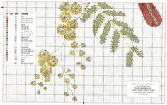Gallery.ru / Фото #100 - 83 - OlgaHS Just Cross Stitch, Australian Birds, Bird Houses, Embroidery, Bird Cage, Butterfly, Beads, Crossstitch, Dots