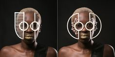 Wild 3D Printed Eyewear
