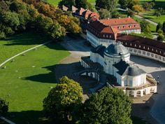 Schloss Solitude bei Stuttgart