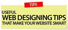 Post image of 10 Useful Web Designing Tips that Make Your Website Smart