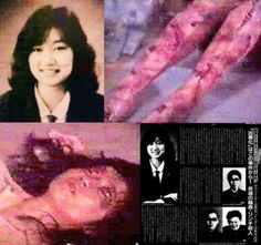 Japanese Horror Story: The Torture of Junko Furuta - this story gave me nightmares. This poor woman suffered more than any human being. Paranormal, Japanese Horror, Evil People, Creepy People, Serial Killers, True Crime, Look At You, Call Her, Horror Stories