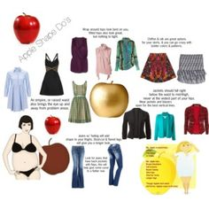83 Best Clothes For Apple Shapes Images Body Types Clothes Apple