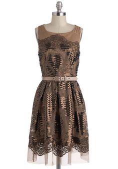 $394.99 Fashionably Pixelated Dress, #ModCloth