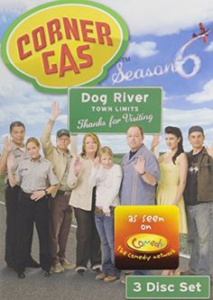 Corner Gas – The Complete Series Box Set | Video Store Online