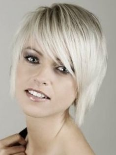 Magnificent 1000 Images About Hairstyles On Pinterest Short Blonde Hairstyles For Women Draintrainus