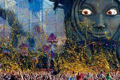 Tomorrowland Belgium 2011