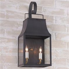 Capital Outdoor Wall Lantern