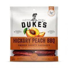 Duke's Smoked Meats - Moxie Sozo Cool Packaging, Food Packaging Design, Packaging Design Inspiration, Brand Packaging, Organic Packaging, Carnes Premium, Label Design, Package Design, Graphic Design