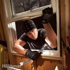 Most garage burglaries can be prevented by taking a few simple steps to secure and reinforce service doors, overhead doors and windows. All the strategies in this article are fast and cheap, and will really enhance your security.