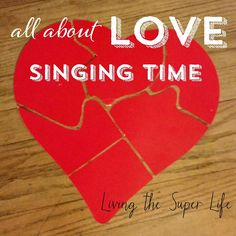 Just thought of a fun and super easy activity for Singing Time this week! I have a heart puzzle and will hide each piece around the room . Primary Songs, Primary Singing Time, Lds Primary, Primary Lessons, Youth Lessons, Primary Colors, Singing Lessons, Singing Tips, Learn Singing