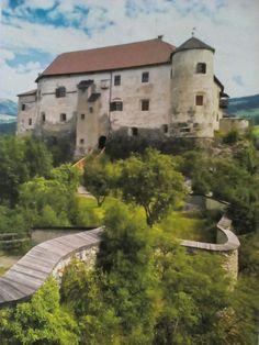 Alto Adige Val Pusteria Il castello di Rodengo