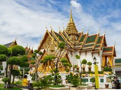 An adventure in the amazing country of Thailand Thailand Travel, Barcelona Cathedral, Adventure, Mansions, House Styles, Building, Manor Houses, Villas, Buildings