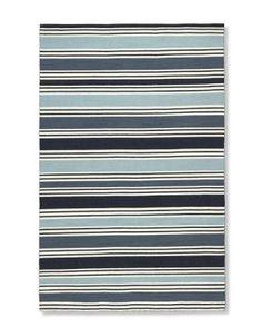 Awning Stripe Rug #williamssonoma Boy Rug