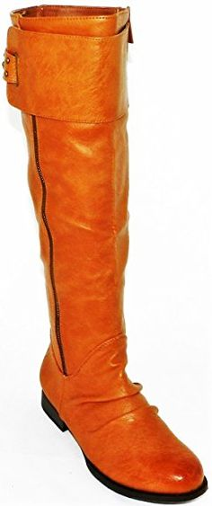 8852288fd47 Women Multi Color Over the Knee High Wedge Fashion Stylish Pull on Boot  Review Pull On
