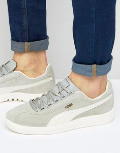 Get this Puma's sneakers now! Click for more details. Worldwide shipping. Puma Dallas OG Trainers In Grey 36222109 - Grey: Trainers by Puma, Suede upper, Lace-up fastening, Branded tongue and cuff, Padded for comfort, Chunky sole, Moulded tread, Treat with a leather protector, 100% Real Leather Upper, Supplier code: 36222109. Founded in 1948, Puma has been the label of choice for many of the world's sporting heroes. A focus on functionality as well as style is paramount in Puma's designs…