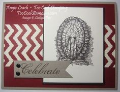 Feeling sentimental card - ferris wheel