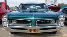 1966 Pontiac GTO Hardtop (1 of 7)