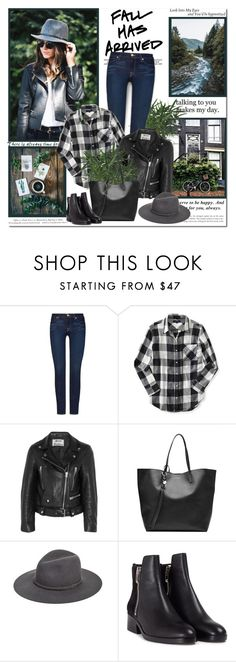 """Ready for fall!!"" by lilly-2711 ❤ liked on Polyvore featuring Michael Kors, 7 For All Mankind, Aéropostale, Acne Studios, H&M, Alexander McQueen, rag & bone and 3.1 Phillip Lim"