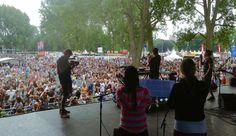 LIVEBLOG: De 35ste editie van Parkpop   Omroep West