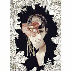 framed 🍂  #collage #gif #animation #movie #surreal #flower #collageart#collageartist #collagecollectiveco #collageoftheday #art#artwork#graphic#deaign#fashion#fashioncollage#artist#creative#コラージュ