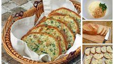 Zapekaný chlieb spečným cesnakom