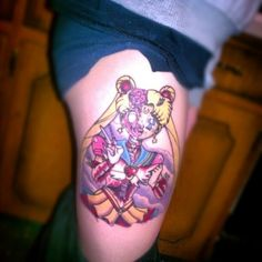 Sailor Moon Tattoos!