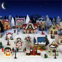 Dept 56 Snow Village Accessories Christmas Village Greenhouse ...