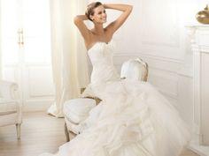 Fotogallery: Abiti da sposa Pronovias pre-collezione 2014 - foto 40 di 45