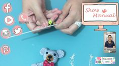 Show Manual 406 (#Estambres/Crochet/Extremidades Osito)
