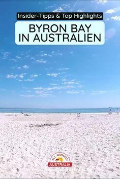 Zum Blogartikel über Byron Bay - Klicke auf den Link. Dort erfährst du Insider Tipps, sowie Sehenswürdigkeiten & Highlights in der beliebten Stadt an der Ostküste von Australien! #byronbay #australien #australienreise #roadtripaustralien #australienostküste #australienreise #mustseeaustralien #sehenswürdigkeitenaustralien Brisbane, Sydney, Highlights, Roadtrip, Byron Bay, Australia, Link, Beach, Blog