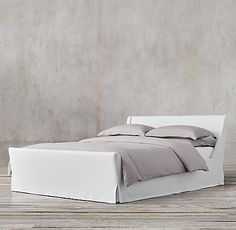 Preston Bed Collection | RH
