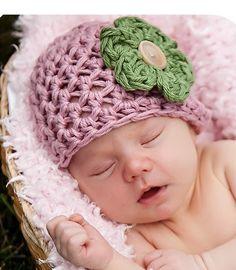 My Craft Folder: crochet hat