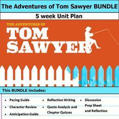 Essay about tom sawyer