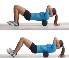 Roll out! Foam roller massages these things are amazing takes a bit to get the hang but so awesome after a goodworkout