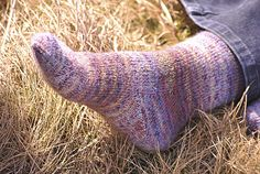Blog post at Knitting Squirrel : I first read about the Strong Heel in a discussion a few years ago on the Socknitters Group on Yahoo. As I love to try different ways of kni[..]
