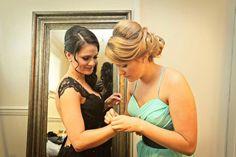 Bridesmaid hair Airbrush Makeup, Bridesmaid Hair, Pure Products, Bridal, Bridesmaid Hairstyles, Bride, The Bride, Braid Hair