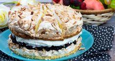 """Tort """"Ceresc"""" – un desert aerat, moale și extrem de aspectuos, sigur nu ați gustat un tort mai gustos!"""