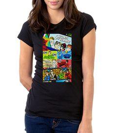 5SOS DONT STOP Comic - Women - Shirt - Clothing - White, Black, Gray - @Dianov93
