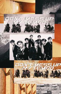 EXO 5TH ALBUM 'DON'T MESS UP MY TEMPO' ⭐ #exo#엑소 #aesthetic  #baekhyun #suho #kai #chanyeol #kai #xiumin #chen #sehun #lay Suho, Park Chanyeol, Berlin, Exo Album, Exo Lockscreen, Mess Up, Chanbaek, Kpop, Beautiful Pictures