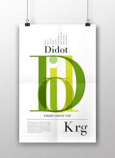 5 Cartazes Tipográficos para se Inspirar – Design Culture