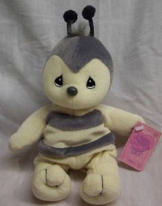 $15.50 Precious-Moments-CUTE-LITTLE-BUMBLE-BEE-8-Plush-STUFFED-ANIMAL-Toy-NEW