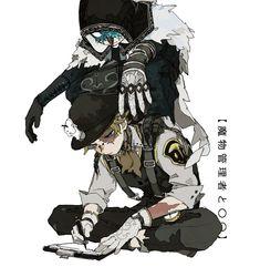identity v fanart Amazing Drawings, Cool Drawings, Pretty Art, Cute Art, Handsome Anime Guys, Identity Art, Character Design Inspiration, Fanart, Fire Emblem