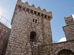 Castillo de Vimianzo, España