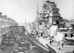 1945年9月英國艦隊登港