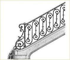 Bridget Beari Design Chat: Iron Railing Designs
