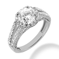 Jewelry & Watches Diamond Engagement Ring 2.50 Carat Gia Certified 18k Gold Princess Cut Diamond Superior Performance Fine Rings
