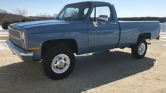 1982 Chevrolet C/k 2500 Chevy Pickup Trucks, Chevy Pickups, Chevrolet Trucks, Chevrolet Silverado, Chevy Trucks, Tire Steps, Antique Trucks, Automobile Industry, New Tyres