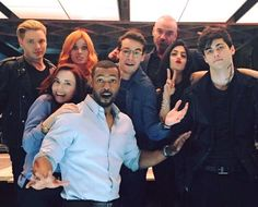 Can you believe season 1 is almost over? We've come a long way! #Shadowhunters