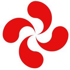 Les symboles du Pays Basque - La croix basque (Lauburu) - Le ...